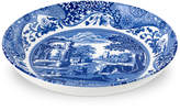 Spode Blue Italian Set Of Four Pasta Bowls