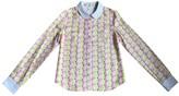 Manoush Multicolour Silk Tops