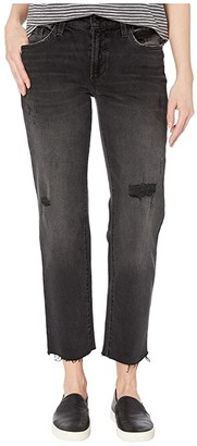 Joe's Jeans The Scout Raw Hem Jeans in Anise (Anise) Women's Jeans