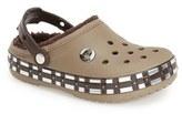 Toddler Boy's Crocs(TM) 'star Wars(TM) - Chewbacca' Slip-On
