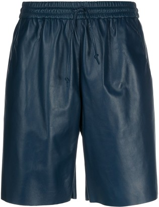 Drome Drawstring High-Rise Shorts