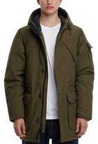 Penfield Hoosac Real Fur Hooded Down Mountain Parka - Men's