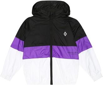 Marcelo Burlon Kids Of Milan Logo printed jacket