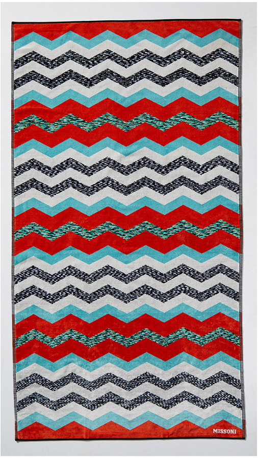 Missoni Home Victor Beach Towel