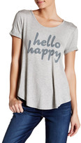 Ten Sixty Sherman Hello Happy Tee