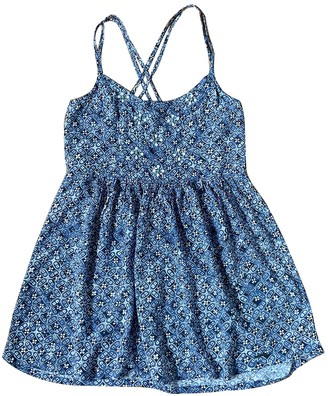 Abercrombie & Fitch Blue Dress for Women