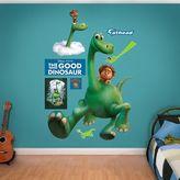 Disney Pixar The Good Dinosaur Spot & Arlo Wall Decals by Fathead