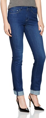 G Star Women's 3301 Contour High Rise Straight Benwick Stretch Denim Dark Aged Jean