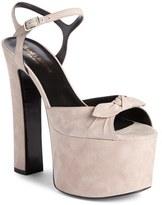 Saint Laurent Women's Betty Platform Sandal