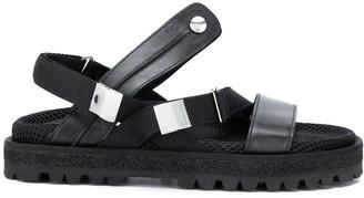 Premiata 40mm Multi-Strap Sandals