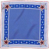 Givenchy Stars Silk Scarf