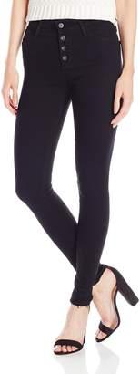 AG Adriano Goldschmied Women's Farrah Skinny Button-Front Jean