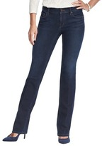 LOFT Tall Supreme Curvy Sexy Boot Jeans in Debate Dark Blue