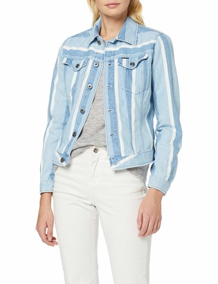 G Star Women's 3301 Slim Jacket