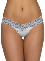 Hanky Panky Heather Jersey Low Rise Thong