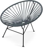 Mexa Sayulita Lounge Chair, Stone Gray