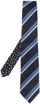 Etro diagonal stripe tie - men - Silk - One Size