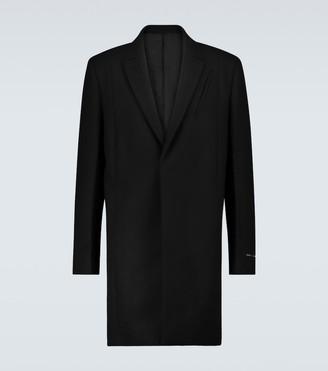 Alyx Classic heavy wool coat