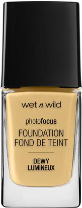 Wet n Wild Photo Focus Foundation Dewy 28Ml Golden Beige