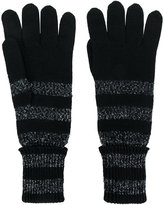 Sonia Rykiel striped gloves