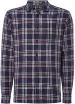 Howick Otisfield Linen Check Shirt