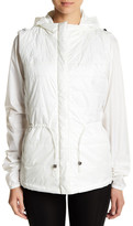Nanette Lepore Packable Quilted Windbreaker