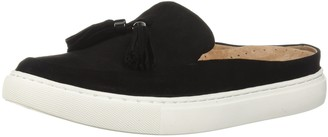 Gentle Souls by Kenneth Cole Women's Rory Slip on Mule with Tassel Shoe