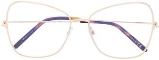 Tom Ford Cat Eye Glasses