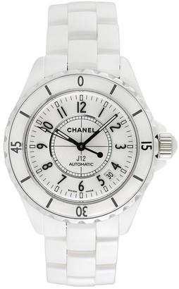 Heritage Chanel Chanel Unisex J12 Watch, Circa 2000S