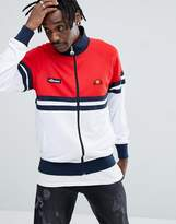 Ellesse Track Jacket With Colour Block