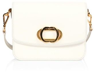 Stuart Weitzman Gabriella Leather Crossbody Bag