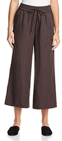 Eileen Fisher Cropped Drawstring Pants