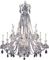 Crystorama 16-Light Polished Chandelier