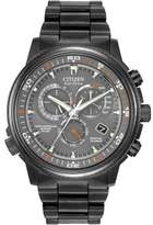 Citizen Mens Eco-Drive Nighthawk Chronograph Watch