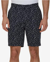 "Nautica Men's 8-1/2"" Classic Fit Anchor-Print Cotton Shorts"