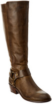 Frye Carson Harness Leather Tall Boot