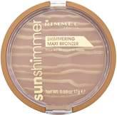 Rimmel Sunshimmer Maxi Bronzer - Sun Kiss