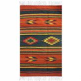 Swift Arrows Zapotec Wool Rug