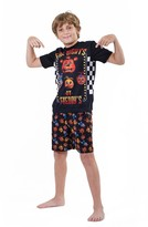 Intimo Five Nights at Freddy's Animatronic Bunch Short Pajama Set (Little Boys & Big Boys)