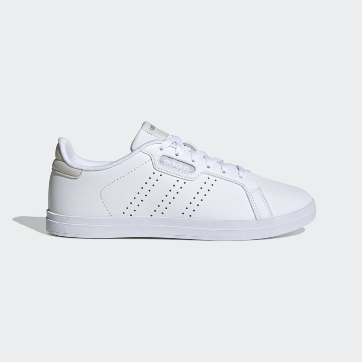 adidas Courtpoint CL X Shoes Cloud White 6 Womens - ShopStyle ...
