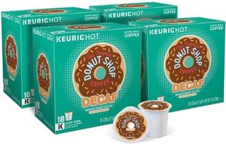 Keurig 96-Ct Donut Shop Decaf K-Cup Pods