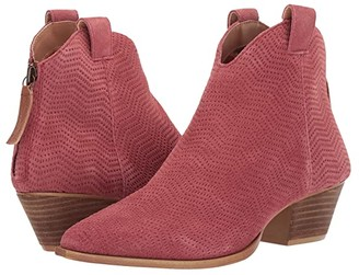 Dingo Kuster (Blush Suede) Women's Boots