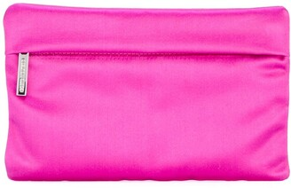 Corto Moltedo Sybil two-tone clutch bag