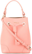 Furla mini bucket tote - women - Leather - One Size