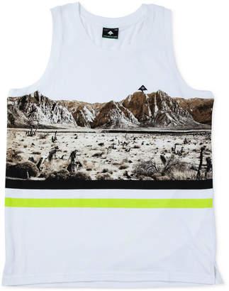 Lrg Men Desert Cotton Graphic Tank Top