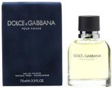 Dolce & Gabbana Pour Homme Eau de Toilette Spray (2.5 OZ)