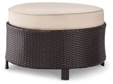 Threshold Harrison Wicker Sectional Patio Ottoman - ThresholdTM