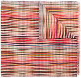 Paul Smith abstract print scarf