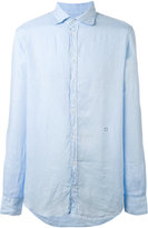 Massimo Alba 'Canary' shirt - men - Linen/Flax - M