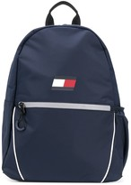 Tommy Hilfiger logo backpack